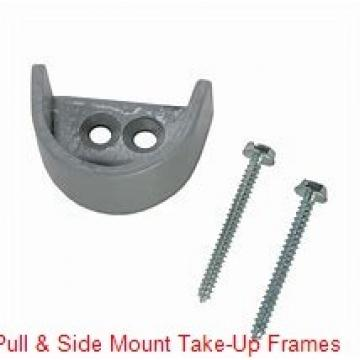 Dodge NS407X9TUFR Center Pull & Side Mount Take-Up Frames
