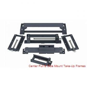 Dodge WS300X6TUFR Center Pull & Side Mount Take-Up Frames