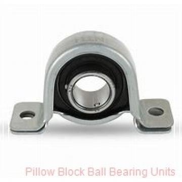 1.0000 in x 3.69 to 4-1/2 in x 1-11/32 in  Dodge P2BSC100 Pillow Block Ball Bearing Units