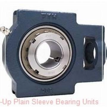 Dodge NSTULT10014 Take-Up Plain Sleeve Bearing Units