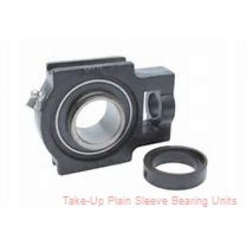 Dodge TPGLT7207 Take-Up Plain Sleeve Bearing Units