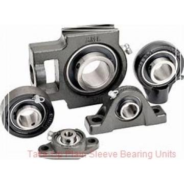 Dodge NSTULT7107 Take-Up Plain Sleeve Bearing Units