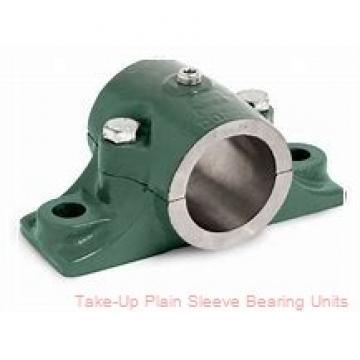 Dodge NSTULT10012 Take-Up Plain Sleeve Bearing Units